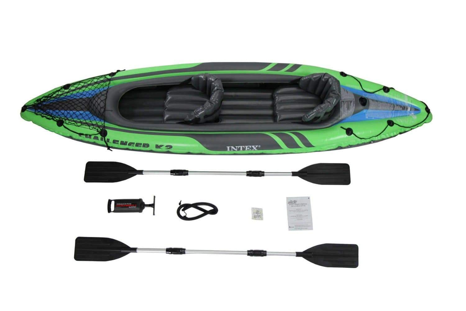 Intex Challenger K2 Kayak | Specifications, Features, Pros & Cons | Complete Review